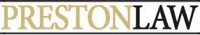 Preston Law logo